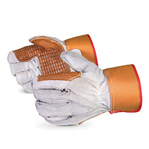 Superior IRONHIDE Heavy-duty Steel-stitched Glove  #66BSSR