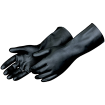 Liberty Glove Black neoprene unsupported glove #2650