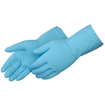 Liberty Glove Blue latex household - #2870BSL