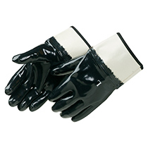 Liberty Glove Smooth finish black neoprene supported glove - #9560