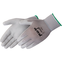 Liberty Glove Q-Grip® Grey polyurethane - grey shell - #4639G