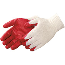 Liberty Glove Latex Palm Coated - #4749