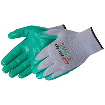Liberty Glove Q-Grip® Green nitrile - #4759