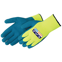 Liberty Glove Arctic Tuff™ Heavy Thermal Shell (Hi-Viz Lime Green) - #4789LG