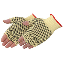Liberty Glove Arctic Tuff™ Foam Latex Thermal Shell (Hi-Viz Orange) - #4815FL