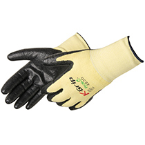 Liberty Glove Aramid/Black nitrile coated - #4830