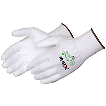 Liberty Glove X-Grip® White Polyurethane Palm Coated - #A4940