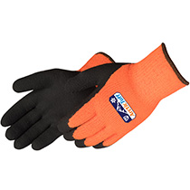 Liberty Glove Arctic Tuff™ Foam Latex Thermal Shell (Hi-Viz Orange) - #F4789HO - #F4789HO