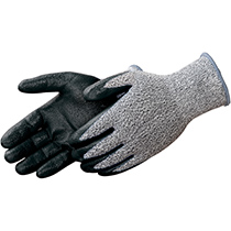 Liberty Glove X-Grip® Foam Nitrile Palm Coated - #F4930BK