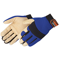 Lightning Gear® GoldenKnight™ mechanic glove #0914
