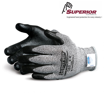 Mennon Rubber Amp Safety Products Superior Dyneema Palm