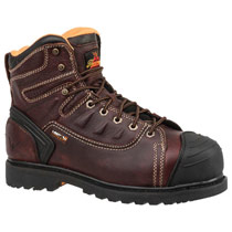 "Thorogood Men's 6"" Composite Toe Metguard Work Boot #804-4616"