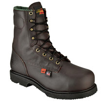 "Thorogood Men's 8"" Steel Toe Metguard Boot #804-4831"