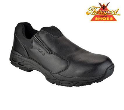 thorogood asr s composite toe metal free slip on